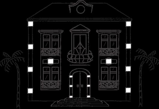 Hôtellerie et hébergements de luxe